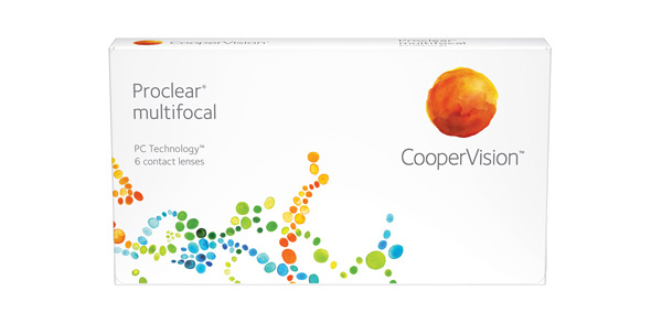 Proclear multifocal 6 Pack - Distance