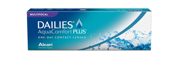 DAILIES AquaComfort PLUS MULTIFOCAL 30 Pack - Low Add