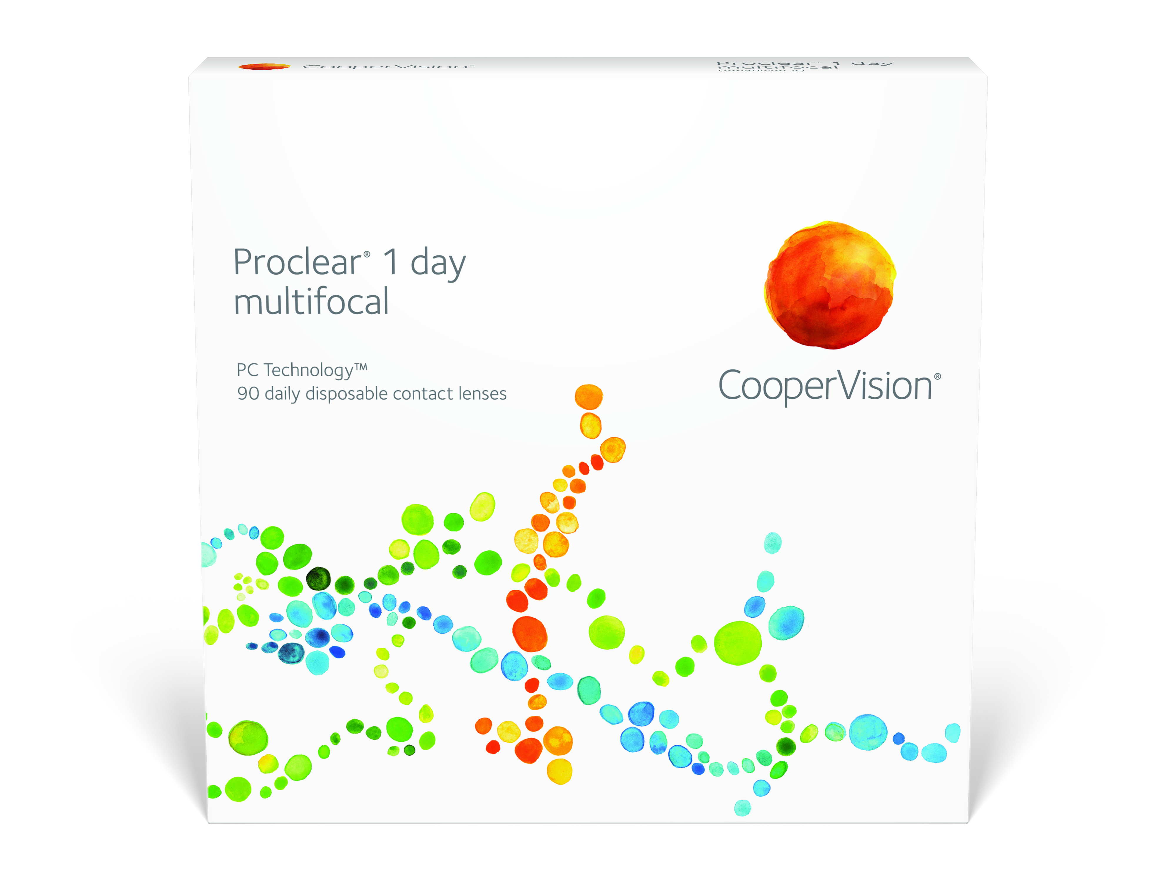 Proclear 1 day multifocal 90 Pack