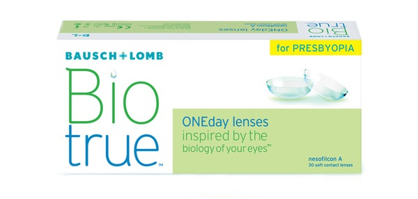 Biotrue ONEday for Presbyopia 30 Pack - Low Add