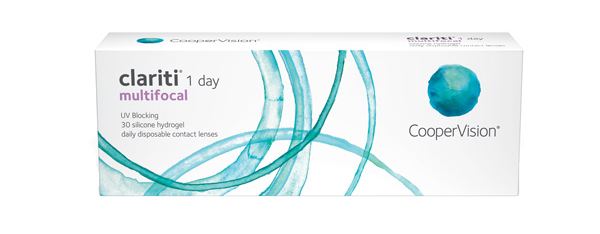 clariti 1 day multifocal 30 Pack - Low Add