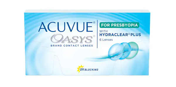 ACUVUE OASYS FOR PRESBYOPIA 6 Pack - High Add