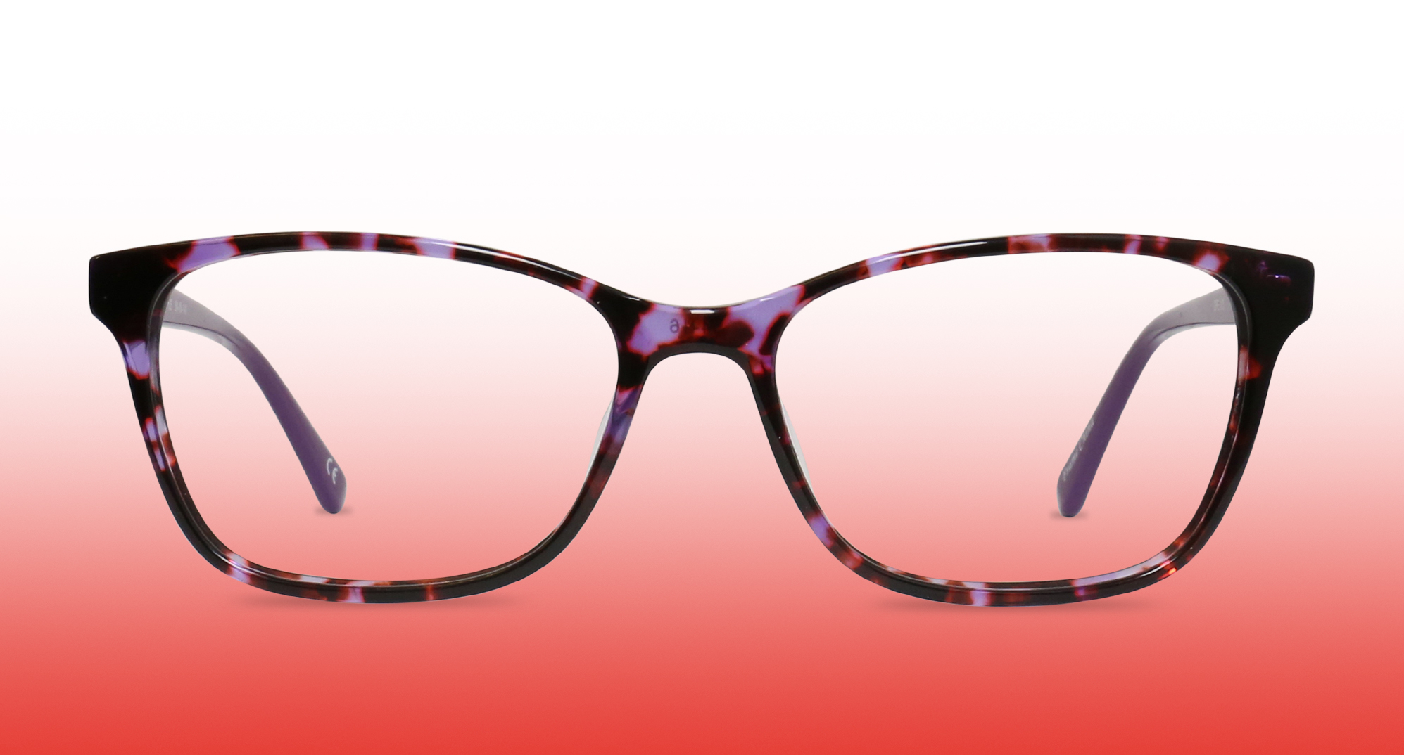 Pair of women's eyeglasses
